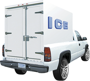 Refrigerated Box for Pickup Trucks